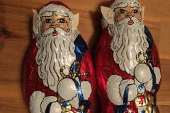 Elfische Weihnachtsmänner für alle Plazierten